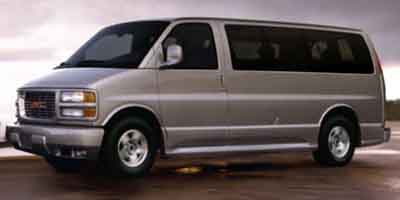 Gmc Savana Passenger Slt M on 1997 Dodge Van Value