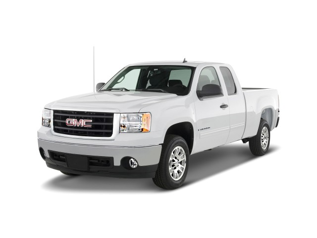 2009 gmc sierra 1500 review ratings specs prices and photos the car connection. Black Bedroom Furniture Sets. Home Design Ideas