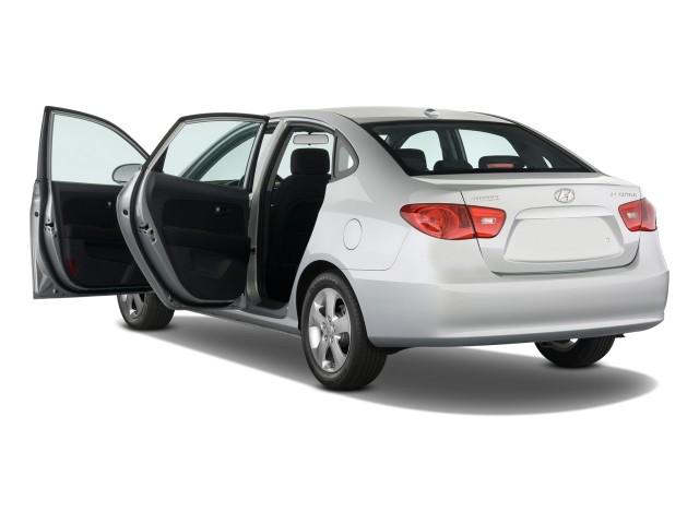 Image 2009 Hyundai Elantra 4 Door Sedan Auto Se Open