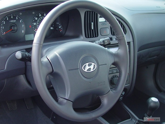 image 2005 hyundai elantra 5dr sedan gt auto steering wheel size 640 x 480 type gif posted. Black Bedroom Furniture Sets. Home Design Ideas