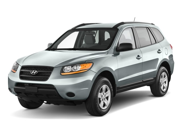 2010 Hyundai Santa Fe Enters Model Year With New Engines Styling And Plenty Of Room For Seven