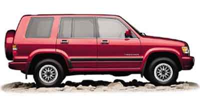 New And Used Isuzu Trooper Prices Photos Reviews Specs The Car