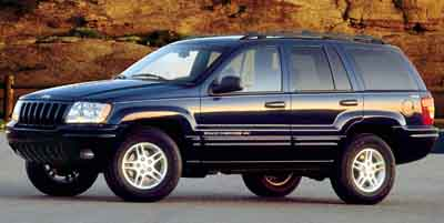 2002 Jeep Grand Cherokee Review Ratings Specs Prices And Photos The Car Connection