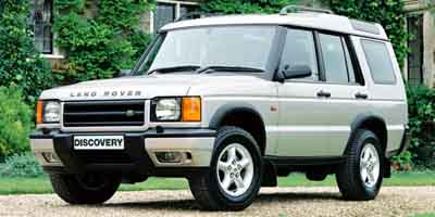 2002 land rover discovery review ratings specs prices and photos the car connection. Black Bedroom Furniture Sets. Home Design Ideas