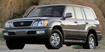2002 Lexus LX Review, Ratings, Specs, Prices, and Photos ...