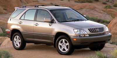 2002 Lexus RX 300 Review, Ratings, Specs, Prices, And Photos   The Car  Connection