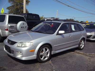 2002 Mazda Protege5 used car