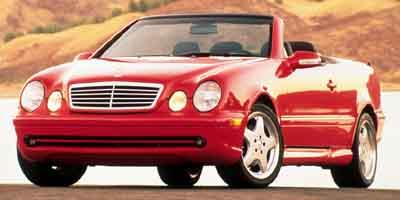 2002 Mercedes Benz CLK Class