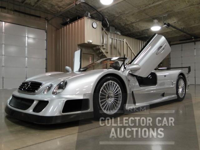 2002 Mercedes-Benz CLK GTR Roadster - RK Motors Collectors Car Auctions