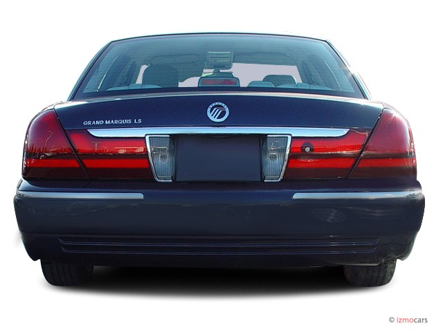 Image: 2003 Mercury Grand Marquis 4-door Sedan LS Premium ...