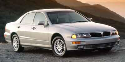 2002 Mitsubishi Diamante Review, Ratings, Specs, Prices, and Photos