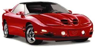 2002 Pontiac Firebird 2dr Cpe exterior front left