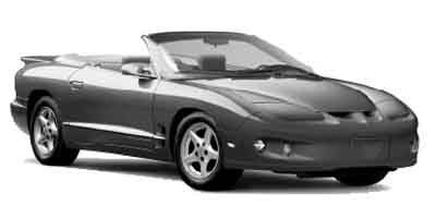 2002 Pontiac Firebird Firebird