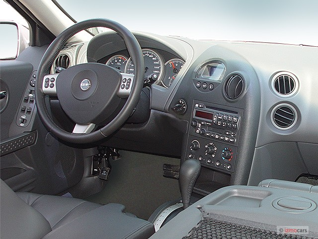 Image: 2005 Pontiac Grand Prix 4-door Sedan GT Dashboard ...