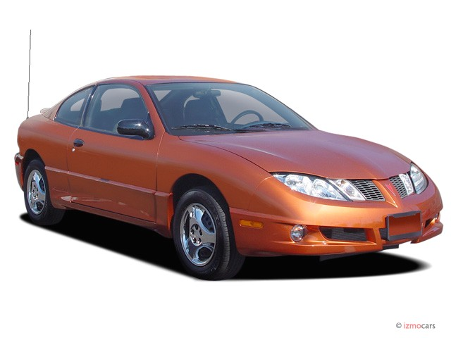 Image 2005 Pontiac Sunfire 2 Door Coupe Angular Front