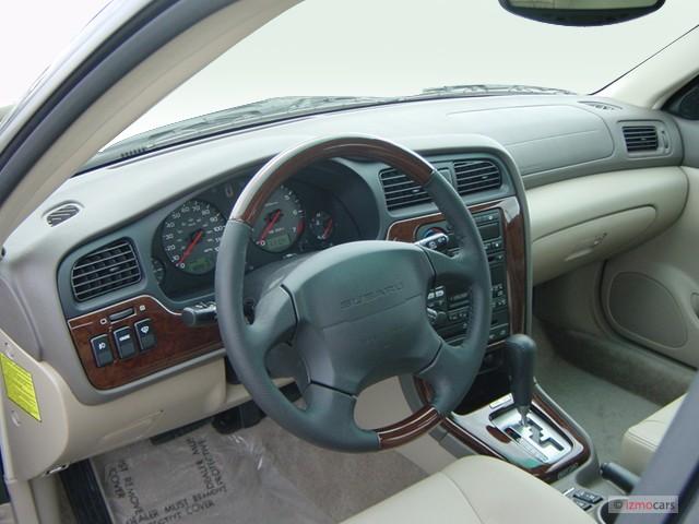 Image: 2003 Subaru Legacy Wagon 5dr Outback H6 L.L. Bean ...