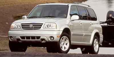 2002 Suzuki XL-7 Standard
