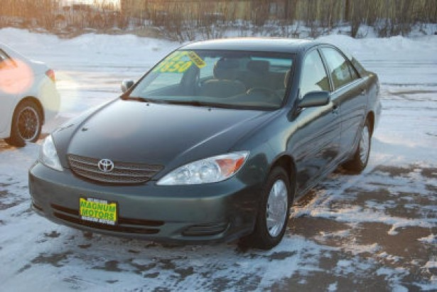 2002 Toyota Camry Used Car