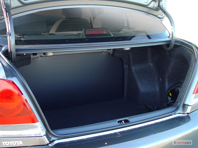 Image 2003 Toyota Echo 4 Door Sedan Manual Natl Trunk