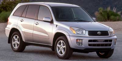 2002 Toyota RAV4 Review, Ratings, Specs, Prices, and Photos