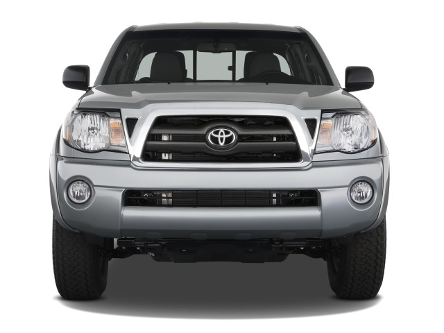 2010 Toyota Tacoma 2WD Access V6 AT PreRunner (Natl) Front Exterior View