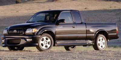 2002 Toyota Tacoma S-Runner