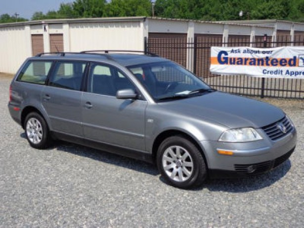 2002 Volkswagen Passat used car