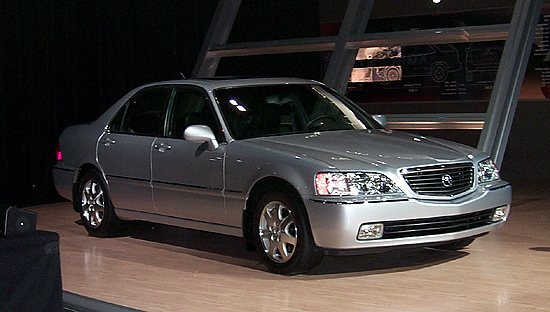 Image: 2002 Acura 3.5RL, size: 550 x 312, type: gif, posted on ...