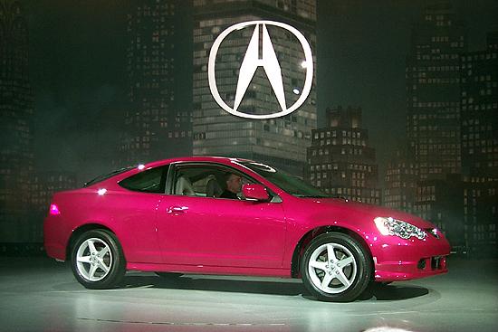 2002 Acura RSX