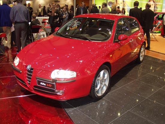 2002 Alfa 147
