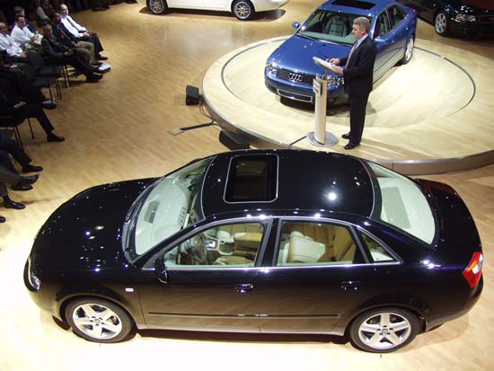 2002 Audi A4