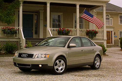 Audi A Review Ratings Specs Prices And Photos The Car - 2002 audi a4