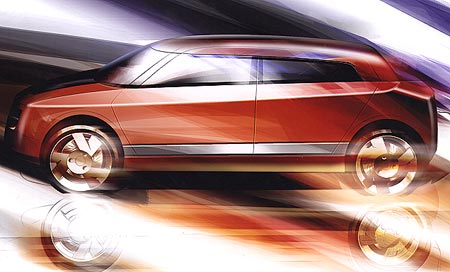 2002 Bertone Proto concept