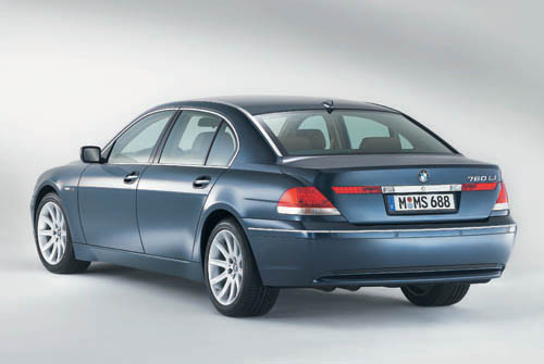 2002 BMW 760Li