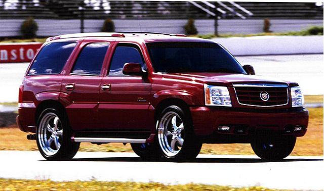 2002 Cadillac Escalade XS-500