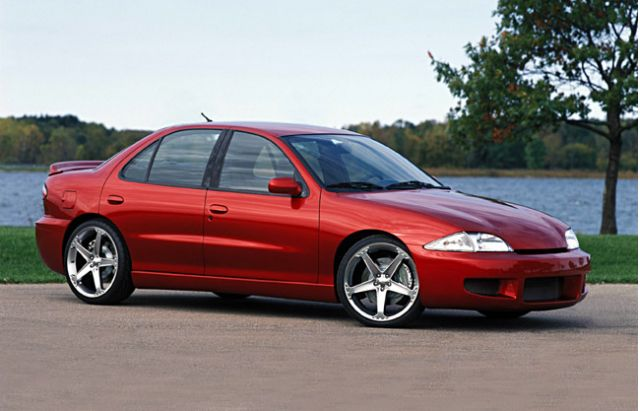2002 Chevrolet Cavalier supercharged concept