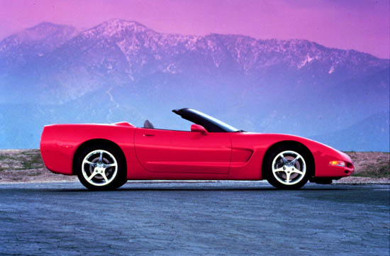 2002 Chevrolet Corvette Chevy Review Ratings Specs Prices And Photos The Car Connection