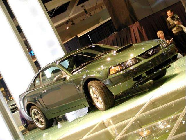 2002 Ford Bullitt Mustang