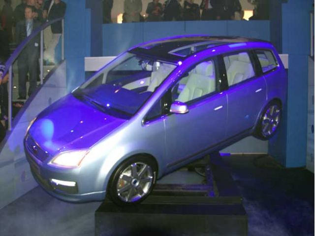 2002 Ford C-Max concept