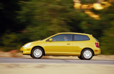 2002 Honda Civic Si Review, Ratings, Specs, Prices, And Photos   The Car  Connection