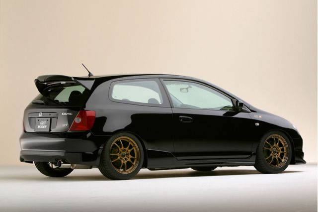 2002 Honda Civic Si Mugen Sema Far East Out