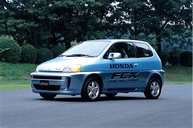 2002 Honda FCX