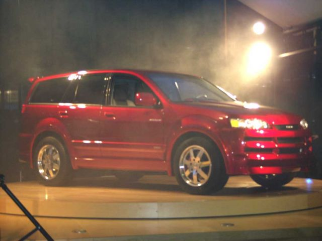 2002 Isuzu XSR