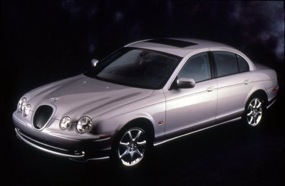 2002 Jaguar S TYPE Review, Ratings, Specs, Prices, And Photos   The Car  Connection