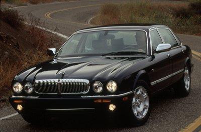 2002 Jaguar XJ8 Vanden Plas