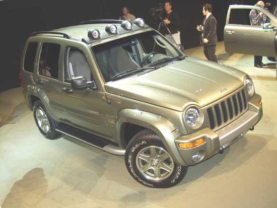 2002 Jeep Liberty Renegade