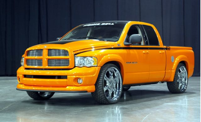 2002 Kenne-Bell Dodge Ram 2500 - HEMI® Performance concept