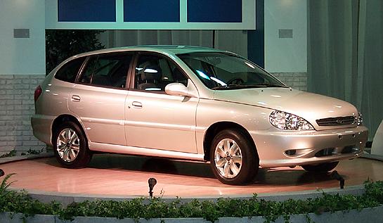 2002 Kia Rio Wagon