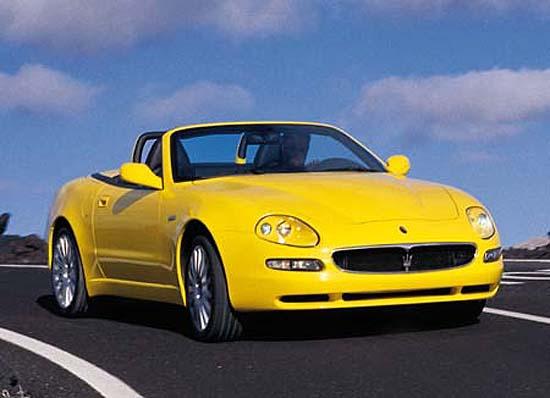 2002 Maserati Spyder