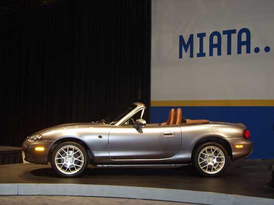 2002 Mazda Miata SE